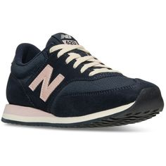 New Balance Women's 620 Casual Sneakers from Finish Line (€47) ❤ liked on Polyvore featuring shoes, sneakers, new balance shoes, new balance, new balance footwear, low sneakers and vintage style shoes