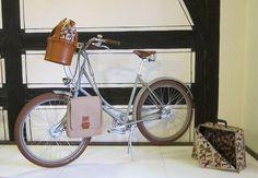 Nuevos accesorios para bicis #Retrovelo    #avantumbikes