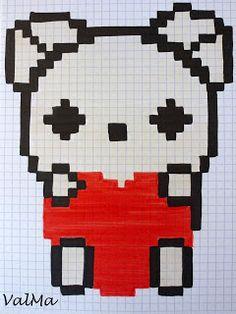 Les 54 Meilleures Images De Dessins Pixels Dessin Pixel