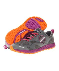 Look what I found on #zulily! Amaranth & Turmeric Evermore Running Shoe by Patagonia #zulilyfinds