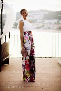 beautiful printed palazzo pants
