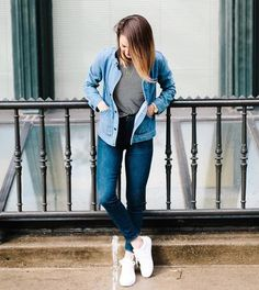 Adidas® Stan Smith™ Lace-Up Sneakers : AllProducts | Madewell
