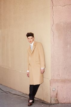 Jester White snapped by Ola Rindal and styled by Ellen af Geijerstam, for the latest issue of Rodeo magazine.