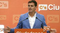Rivera critica que Rajoy proponga sin pudor a Soria que dimitió por tener dinero en paraísos fiscales