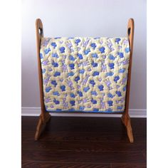 Vintage Fabric, Hand Quilted Baby Quilt, Handmade Baby Quilt, Teddy... ($77) via Polyvore featuring cozeequilts and duck