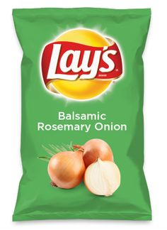 Wouldn't Balsamic Rosemary Onion be yummy as a chip? Lay's Do Us A Flavor is back, and the search is on for the yummiest flavor idea. Create a flavor, choose a chip and you could win $1 million! https://www.dousaflavor.com See Rules.