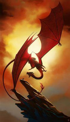 Dragon by http://sa-chan1603.deviantart.com/: