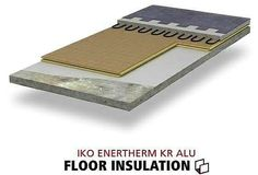 Iko enertherm is the solution for floor insulation.  Benefits. * Exceptional dimensional and compressive stability. * With grid as reference for underfloor heating. * Moisture-insensitive and rot -proof  ☎ 03-40319455 (office hour) for further info. 📲 whatsapp 019-656 0961 💻 www.1atap.com.my/enertherm