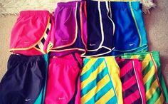 Nike Running Shorts.