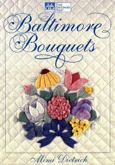 Baltimore Bouquets - Zecatelier - Picasa Webalbumok... Great appliqué patterns in this free magazine!