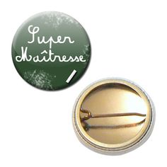 Badge Merci Maîtresse Ø25mm  #merci #maitresse #pins #badges #cadeau #miss_kawaii #alm