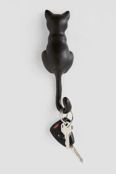 Kitty Cat Wall Hook and like OMG! get some yourself some pawtastic adorable cat apparel!