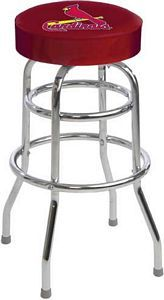 Bar stool (need 3 or 4)  Great and Made in the USA.  Arizona Cardinals bar stools.