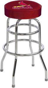 Bar stool (need 3 or 4)  Great and Made in the USA.  Arizona Cardinals bar stools.