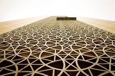 detail from the Trade Center for I Principi d'Italia by MDU architetti