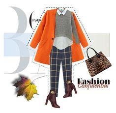 """Fashion Confidential"" by pattykake ❤ liked on Polyvore featuring MANGO, Salvatore Ferragamo and Diane Von Furstenberg"