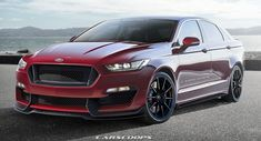 Future Cars: Putting The SHO Into Ford's All-New 2016 Taurus