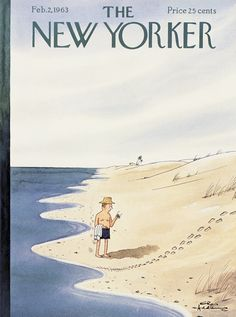 The New Yorker - Saturday, February 2, 1963 - Issue # 1981 - Vol. 38 - N° 50 - Cover by : Charles Addams