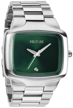 Nixon Big Player Green Sunray