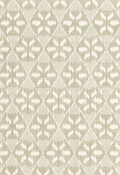 Darjeeling Cotton Ikat Schumacher Fabric