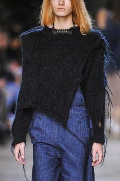 Fashion East Fall 2014 - Details