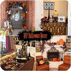 SPOOKtacular Halloween Decorating Ideas- Halloween all through the House! http://www.showmedecorating.com/blogs/news