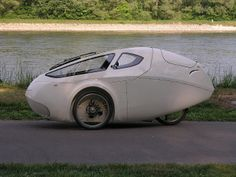 Ocean Cycle's Velomobile 11 by ICE trikes and bikes, via Flickr