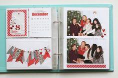 My creative corner: December Daily - days 6,8 & 9