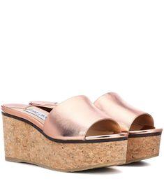 Deedee 80 Platform Sandals | Jimmy Choo - mytheresa