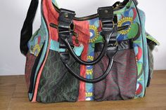 Handmade, Vintage - Pixalia - haine si accesorii faine: Geanta Desigual