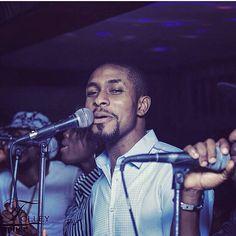 Danny Ubido aka Morientez Singing in Lagos 2015 Those people got a treat! Instagram Morientez234