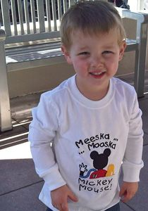 Custom Mickey Mouse Clubhouse Applique Shirt-coley!