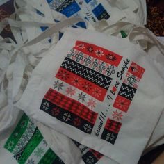Totebag with theme i  songke