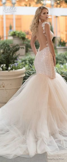 Naama and Anat Wedding Dress Collection 2019 - Dancing Up the Aisle - VOGUE