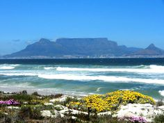 Blouberg, South Africa I Want To Travel, Us Travel, Places To Travel, Places To Visit, African Life, Beach Bum, Cape Town, West Coast, South Africa