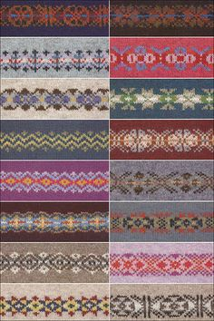 200 Fair Isle Motifs: Mary Jane Mucklestone : 200 Fair Isle Motifs: Mary Jane M. - 200 Fair Isle Motifs: Mary Jane Mucklestone : 200 Fair Isle Motifs: Mary Jane Mucklestone – The Net Loft Traditional Handcrafts - Fair Isle Knitting Patterns, Knitting Charts, Knitting Designs, Knitting Stitches, Knit Patterns, Free Knitting, Knitting Projects, Stitch Patterns, Knitting Books