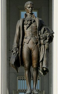 Alexander Hamilton (1757-1804) was a Founding Father of the United States, chief of staff to General Washington, and one of the most influential interpreters and promoters of the Constitution