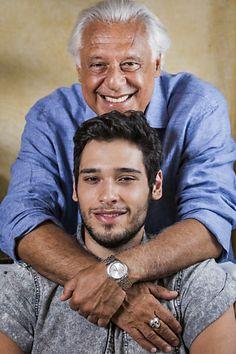 F5 - celebridades - 'Não dá para namorar agora, tem de ser 'peguete' mesmo', diz filho de Antonio Fagundes - 01/04/2014