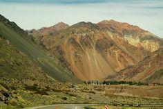 W drodze na #Aconcaga #Mendoza #Argentina #Argentyna Magda Fijołek pracownik działu Marketingu
