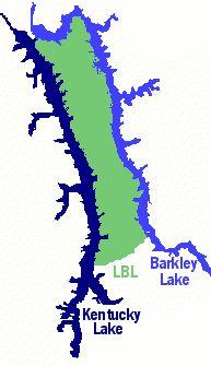 Kentucky Lake, Lake Barkley, Land Between The Lakes
