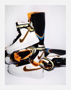 La Air Force One de Ricardo Tisci pour Nike : les premières images de la collaboration   Glamour