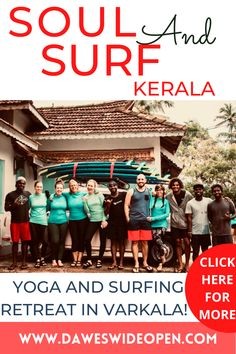 Soul and Surf on Varkala's South Cliff in Kerala is truly a thing of beauty. Unique, challenging and homely. What a wonder. SURF TRIP / SURFERS PARADISE / SURFING PICTURES/ SURF VIBES / SURFER GIRL AESTHETIC / SURF CULTURE / SURF SCHOOL / SURF CAMP / SOUL AND SURF / SURFING INDIA / SURFING KERALA / SURFING VARKALA / SOUL AND SURF / #INDIA #SOULANDSURF #KERALA #SURFSCHOOL via @daweswideopen FAVOURITE CITIES OF THE WORLD