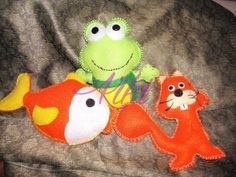 Kiki - Creazioni artigianali - Animali in pannolenci handmade