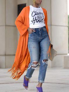 Older Women Fashion, Black Women Fashion, Womens Fashion, Ladies Fashion, Hipster Fashion, Cute Fashion, Fashion Edgy, Feminine Fashion, Cheap Fashion