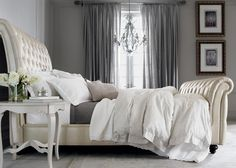Lincoln Bed   Ethan Allen US | B R O O K L Y N | Pinterest | Bedrooms,  Master Bedroom And Apartments