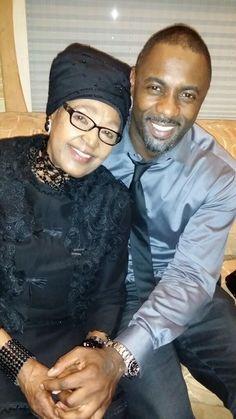 Idris Elba on Idris y Winnie Mandela My Black Is Beautiful, Beautiful People, Nike Air Huarache White, Winnie Mandela, African Fashion Ankara, Idris Elba, Black Women Art, African History, Black Power