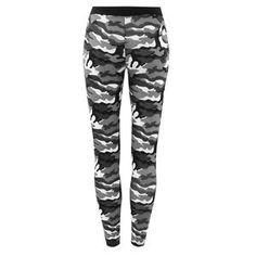 732576b7ff Camouflage Elastic Waistband Yoga & Gym Leggings. Leggings StoreYoga  LeggingsSkins LeggingsLeggings Are Not PantsWorkout ...