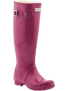 Hunter - Original Rain Boots
