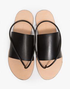 Sandal 1 in Black