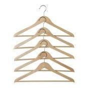 IKEA HOPA Clothes-hanger natural (réf.: 90160051)